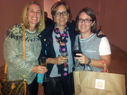 Jody Howard, Martha Slaughter and Leslie Millar