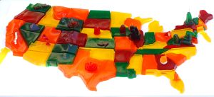 Baompass & Parr, 50 States of Jell-O, 2010