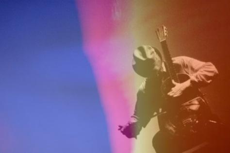 Mitchell Bradley color video still w/ R Keenan Lawler