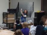 KMAC Educator Liz Richter