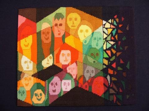 Tori Kleinert, Terroristic Semblance: Destruction of the Fold, 2003/2004