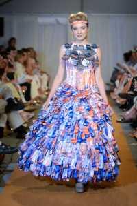 Dress by Peyton Froula. Photo by Joey Goldsmith.